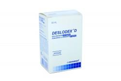Deslodex D 1.25 mg / 5 mL 10 mg / 5 mL Caja Con Frasco Con 60 mL Rx