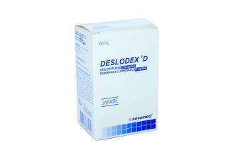 Deslodex D 1.25 mg / 5 mL / 10 mg / 5 mL Caja Con Frasco Con 60 mL Rx