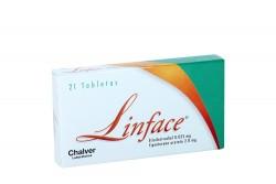 Linface 0.035 / 2.0 mg Caja x 21 Tabletas Rx