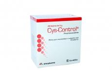 Cys-Control Polvo Para Reconstituir Caja Con 20 Sobres Con 5 g