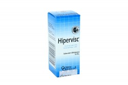 Hipervisc Caja Con Frasco Gotero x 5 mL Rx