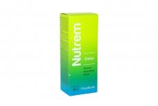 Nutrem Crema Caja Con Tubo Con 30 g