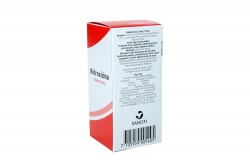 Hidroxocona 25 mg / 10 mL Caja Con Frasco Con 120 mL Rx