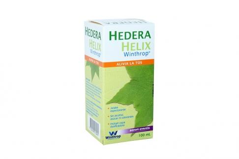 Hedera Helix Caja Con Frasco x 100 mL
