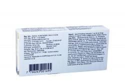 Coaprovel 150 / 12.5 mg Caja Con 28 Comprimidos Recubiertos Rx