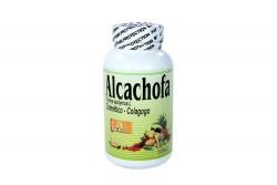 Alcachofa Frasco Con 50 Cápsulas