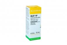 Blef 10 Solución Oftálmica Gotas X 15 mL Rx2