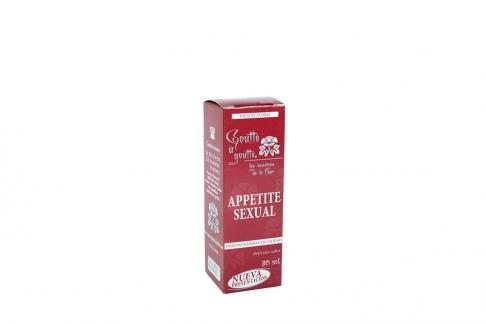Appetite Sexual Caja Con Frasco Con 30 mL