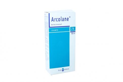 Arcolane Cahmpu 2% Caja Con Frasco Con 100 mL