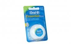 Oral-B Essential Floss Seda Dental Empaque Con Caja Con 25 m