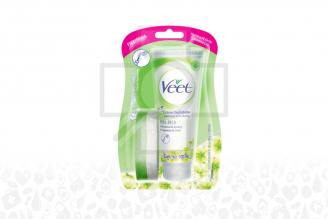 Crema Depilatoria Veet Tubo Con 100  – Piel Seca