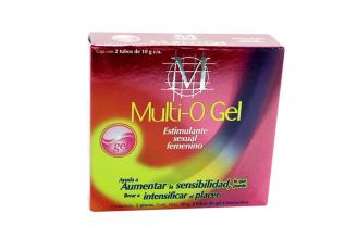 Gel Multi – O Caja Con 2 Tubos Con 20 g