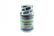 FLAXSEED OIL 1000 MG FRASCO X 60 PERLAS