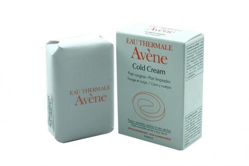 Eau Thermale Avène Cold Cream Pan Limpiador Caja Con Barra Con 100 g