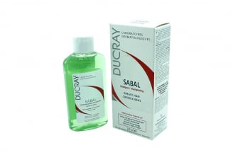 DUCRAY SABAL SHAMPOO FRASCO X 125 ML