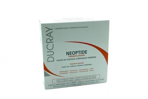 Neoptide Loción 30 mL Caja Con 3 Frascos Pulverizadores