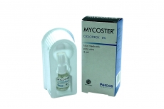 Mycoster Laca Caja Con Frasco Con 3 mL Rx