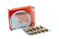 DISMATEX 4.0 MG - 30 CÁPSULAS DURAS