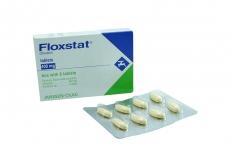 Floxstat 400 mg Caja Con 8 Tabletas - Antibiótico