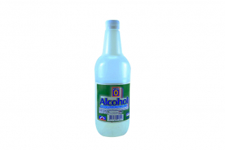 Alcohol Antiséptico JGB Frasco Con 700 mL