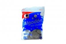 Algodón En Motas Bolsa Con 35 g
