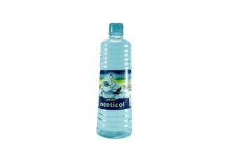 Loción Antiséptica Menticol Azul Frasco Con 750 mL