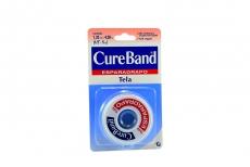 CureBand Esparadrapo Tela ½ x 5 Yardas Empaque Con 1 Unidad