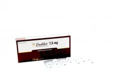 Enablex 7.5 mg Caja Con 28 Comprimidos De Liberación Prolongada Rx