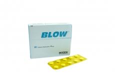 Blow 4 mg Caja Con 30 Tabletas Rx