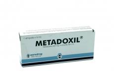 Metadoxil 300 mg Caja Con 1 Ampolla Rx