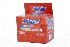 Antalgine Forte 500 / 50 mg Caja Con 80 Tabletas Recubiertas