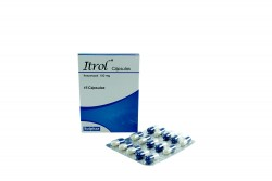 Itrol 100 mg Caja Con 15 Cápsulas Rx