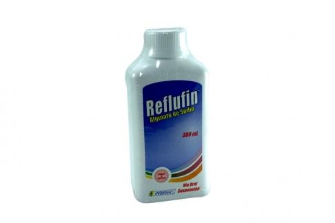 Reflufin Suspensión  Sabor A Cereza Frasco X 360 mL