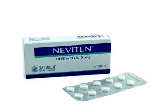 Neviten 5 mg Caja Con 30 Tabletas Rx4