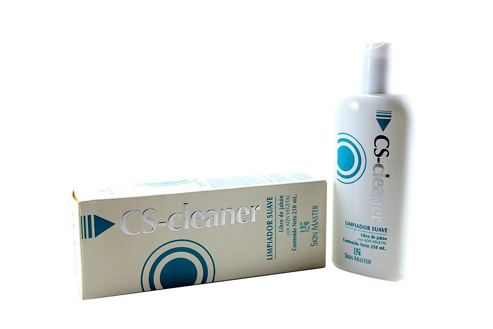 C.S Cleaner Limpiador Suave Caja Con Frasco Con 250 mL