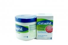 CETAPHIL CREMA HIDRATANTE - BARRA X 453 G - ANTIBACTERIAL