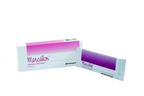 Mercilon Caja Con 21 Tabletas Rx Rx1