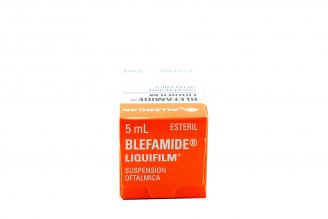 BLEFAMIDE LIQUIFILM 5 ML Rx