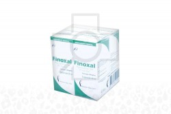 Finoxal Suspensión Caja Con Frasco X 30 mL Rx