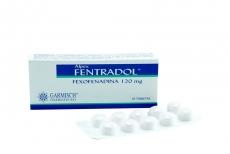 Alpex Fentradol 120 mg Caja Con 10 Tabletas Rx