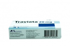 Traviata 20 mg Caja Con 30 Comprimidos Recubiertos Rx4