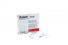 Zalaín 300 mg Caja X 1 Óvulo Vaginal RX