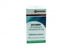 Beclomar 50 mcg Inhalador Frasco Con 200 Dosis Rx4