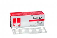 Nabila 10 mg Caja Con 28 Comprimidos Rx4