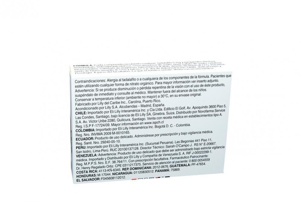 Medicamento cialis 5 mg
