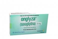Onglyza 5 Mg Caja Con 28 Comprimidos RX