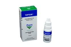 Toptear 0,4 % Caja Con Frasco Gotero x 10 mL Rx