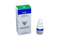 Talof Suspensión 0.2% Caja Con Frasco X 5 mL Rx