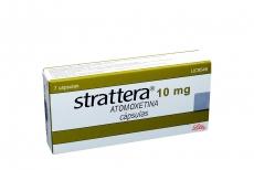 Strattera 10 mg Caja Con 7 Cápsulas Rx4