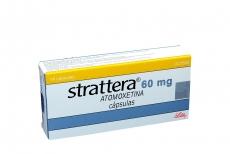 Strattera 60 mg Caja Con 14 Cápsulas Rx4
